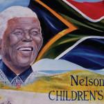Mandela in Chocolate